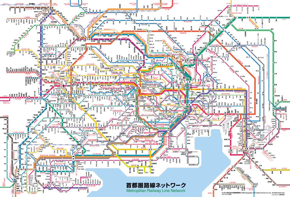 www.be,en.co.jp  / 首都圏路線ネットワーク