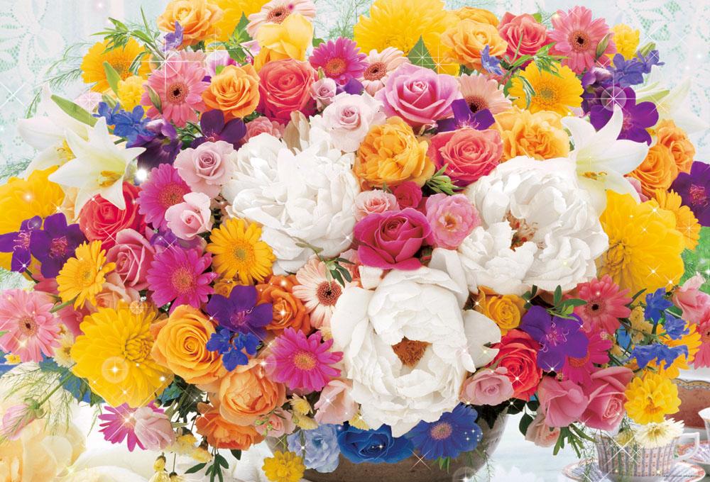 7色の花束