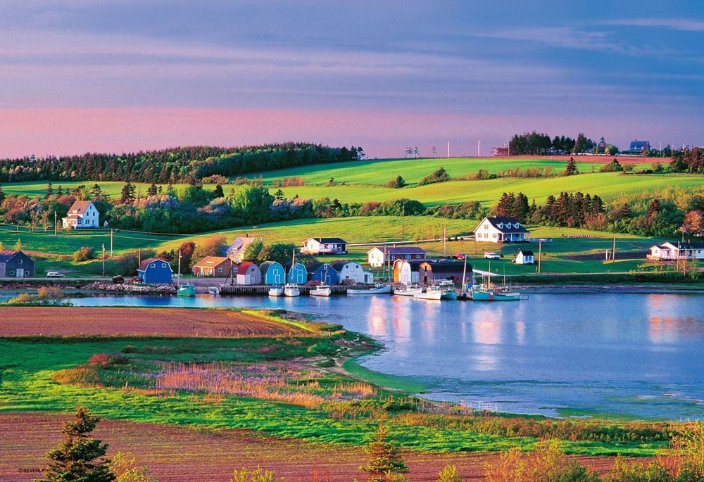 プリンス エドワード島 〜「赤毛のアン」の島〜 : 国旗 数 : すべての講義